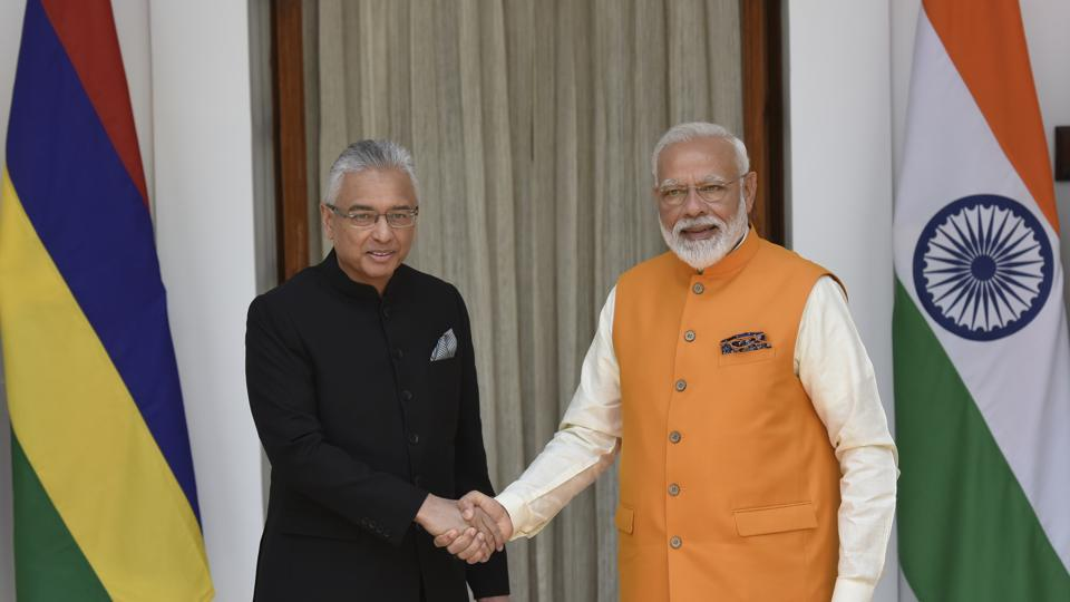 """India also announced the implementation of nine """"high impact community development projects"""" (HICDP) in the Maldives on Tuesday."""