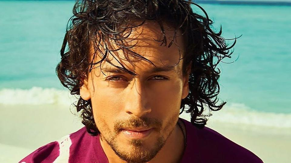 Tiger Shroff shared a throwback picture from a beach photoshoot.