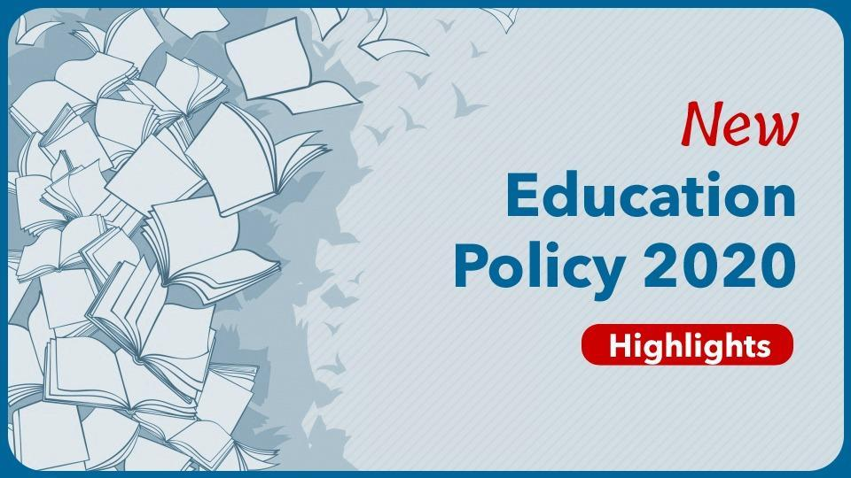New Education Policy 2020 Highlights School And Higher Education To See Major Changes Education Hindustan Times