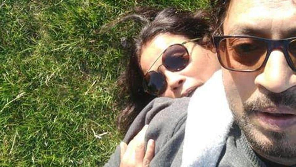 Irrfan's wife Sutapa Sikdar has been posting notes and pictures for the late actor.