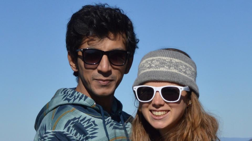 Anushman took a Vande Bharat flight to the USA to be with his girlfriend Sierra and got engaged.