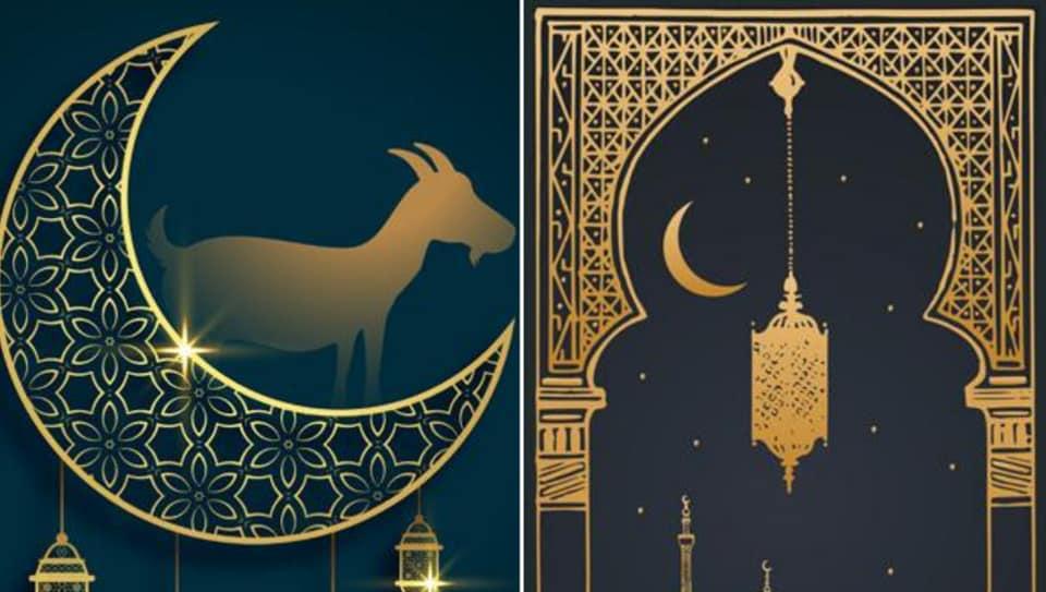 Bakra Eid Mubarak.