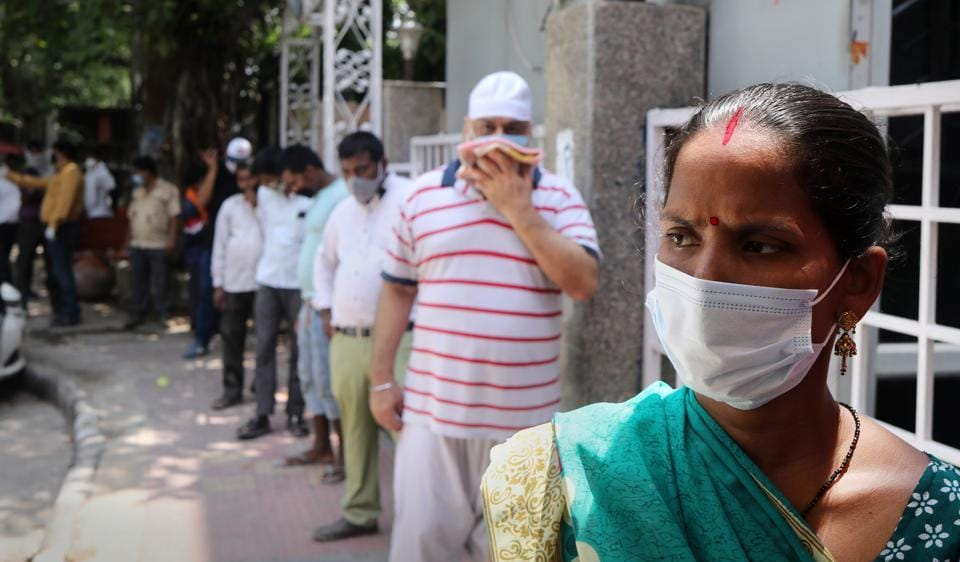 Given the fast spread of the infection, other cities may follow the course of Ahmedabad and Delhi and achieve herd immunity