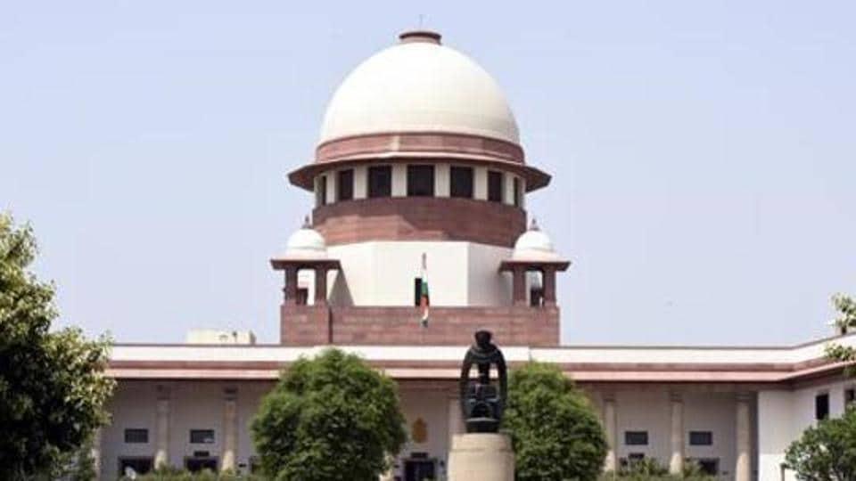 File photo: Supreme Court of India.