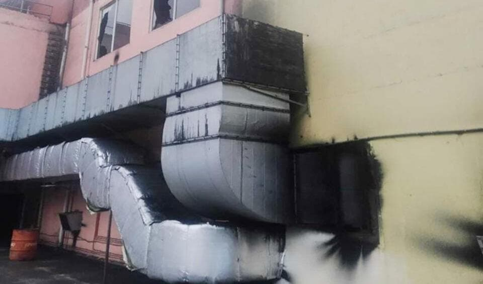 Machinery in a unit of stage 2 of the NHPC's Parbati hydroelectric project was damaged in Kullu on Thursday morning.