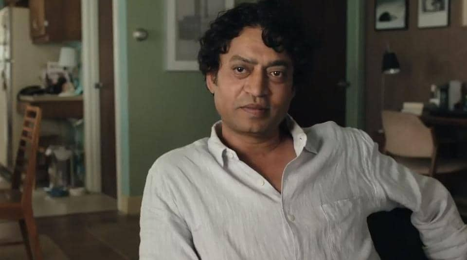 Irrfan Khan in Life of Pi.