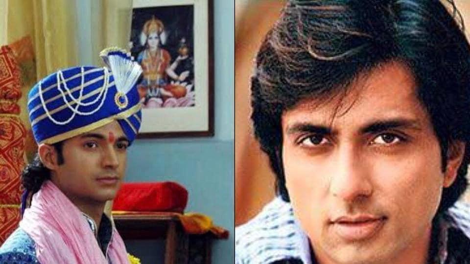 (Left) Prashantt Guptha wrote a heartfelt message for Sonu Sood on his birthday