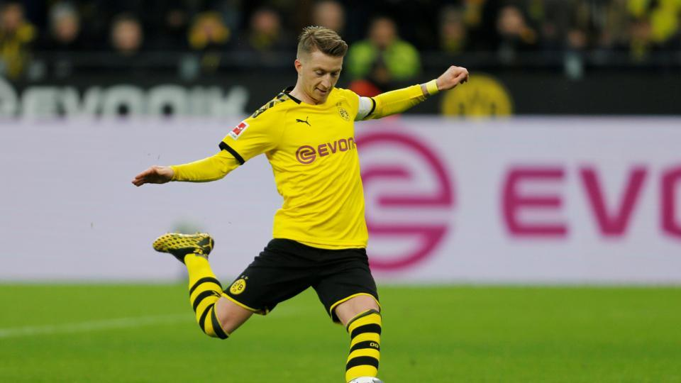 File image of Marco Reus.