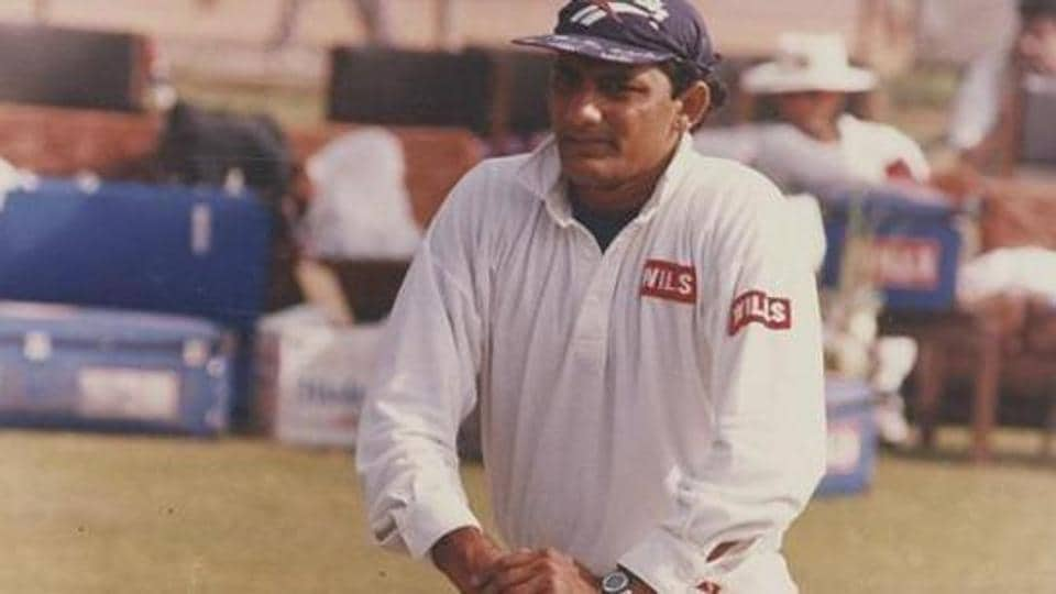 Mohammad Azharuddin Captain of India Cricket Team.