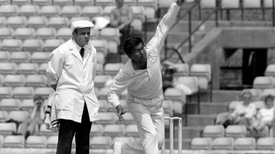Former India spinner Dilip Doshi(Getty Images)