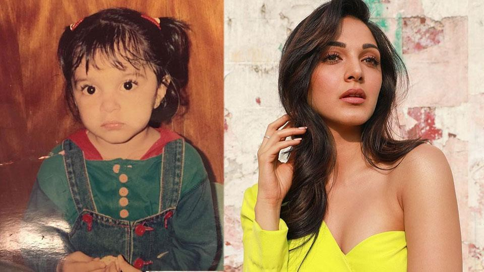 Kiara Advani is celebrating her 28th birthday today. The actor's has appeared in several hit films including MS Dhoni: The Untold Story, Kabir Singh and Good Newwz. Here are more childhood pictures of the actor.