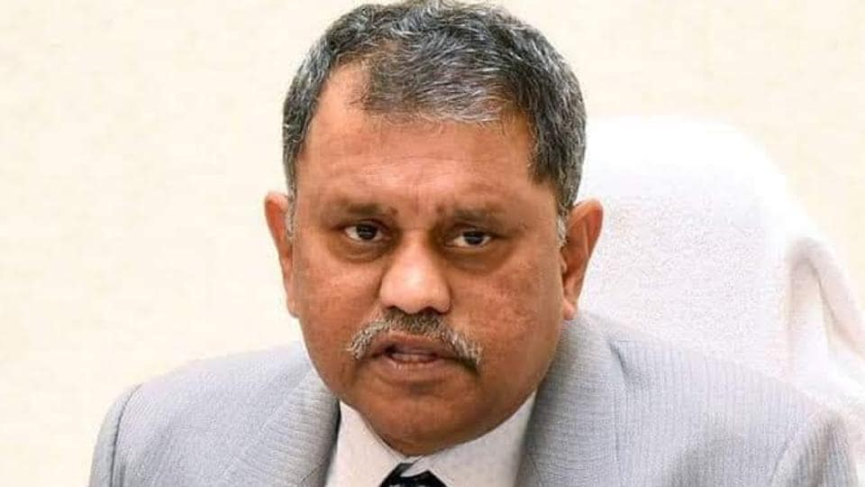 A government order reinstating Nimmagadda Ramesh Kumar as SEC was issued around midnight by Principal Secretary for Panchayat and Rural Development department. (HT Photo)