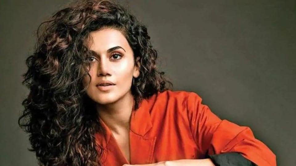 Taapsee Pannu has recently been involved in a feud with Kangana Ranaut.