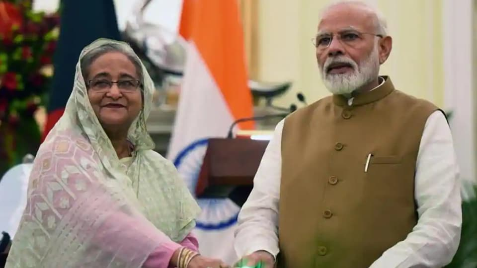 Relations between India and Bangladesh have been on an upswing after Prime Minister Sheikh Hasina returned to power in 2009