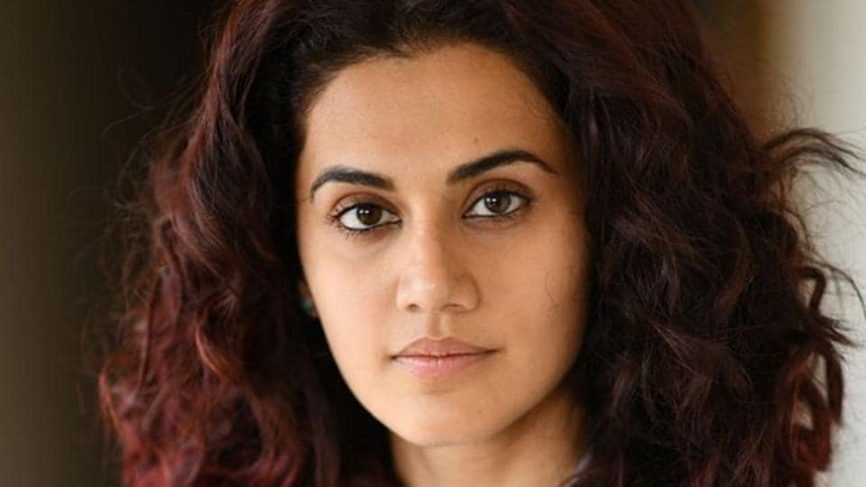 Taapsee Pannu is quite vocal about her views on social media.