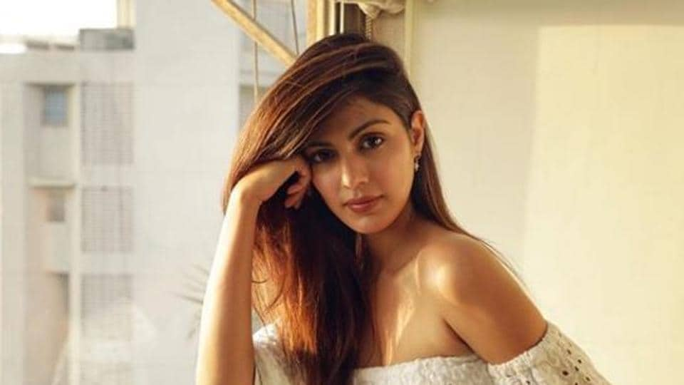 Rhea Chakraborty has been accused of abetting the suicide of her boyfriend Sushant Singh Rajput.