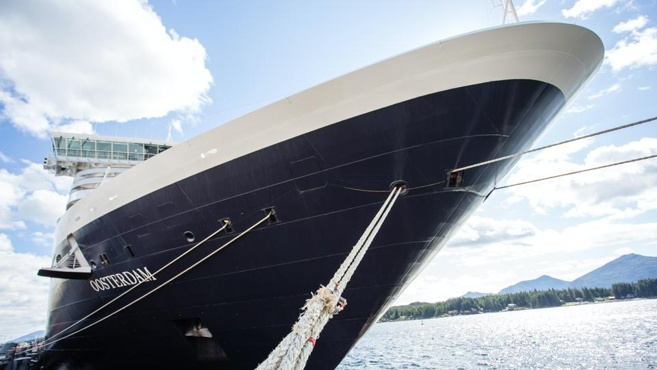 Ketchikan was expecting more than a million visitors this summer, many of them arriving at a newly built dock that juts out into the frigid waters of Ward Cove, the site of the town's old pulp mill. (Representational Image)
