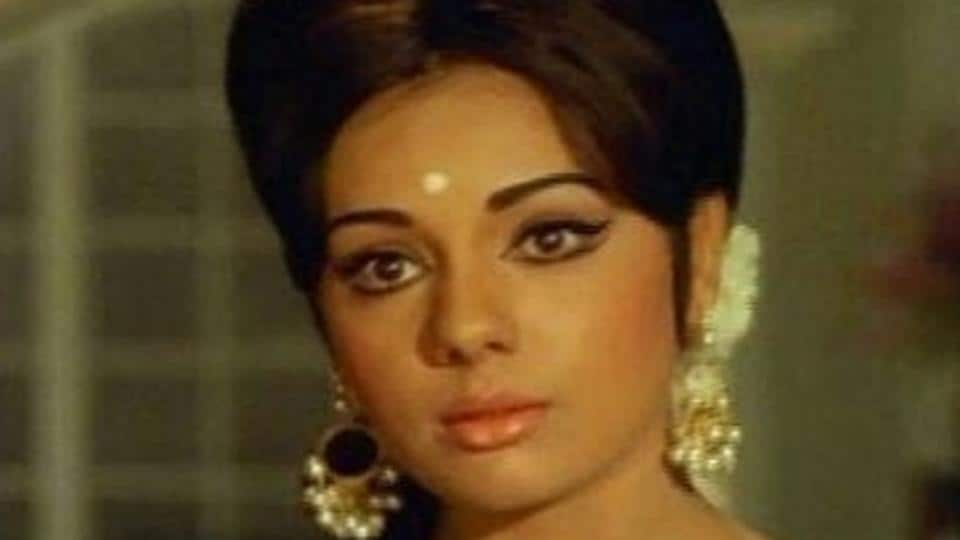 Mumtaz was a leading star in late '60s and early '70s.