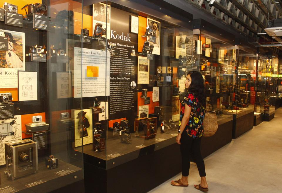 A limited number of visitor will be allowed inside Museo Camera, at DLF Phase 4 in Gurugram, which is reopening after a long lockdown.