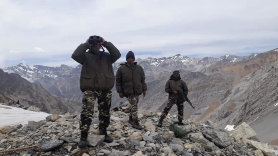 China moves PLA battalion across India's Lipulekh Pass. It's a signal