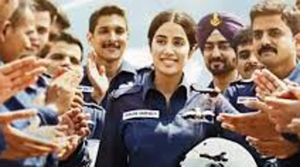 Gunjan Saxena The Kargil Girl Trailer Janhvi Kapoor Flies Into Our Hearts With This Inspiring Biopic Watch Video Bollywood Hindustan Times