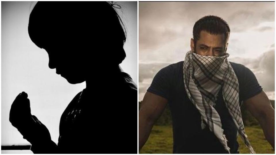 Shah Rukh Khan shared a picture of his son AbRam while Salman Khan shared a photo from his farm on Eid-al-Adha.