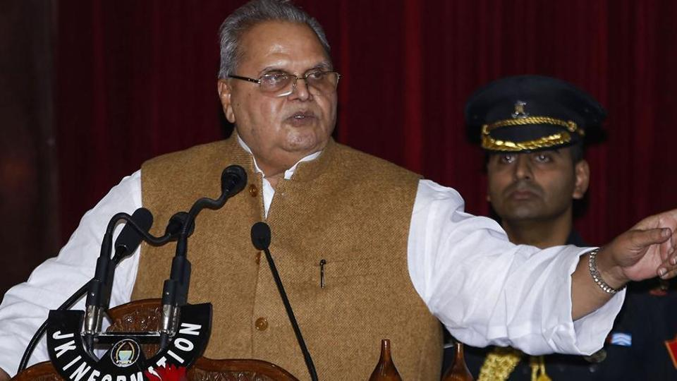 Goa governor Satyapal Malik says his requirements are very few and therefore a new Raj Bhavan may not be required.