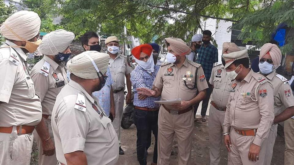 The Ludhiana traffic police initiated a special drive against wrong-side driving and dangerous-driving on National Highway 44 near Basti Jodhewal Chowk on Saturday.