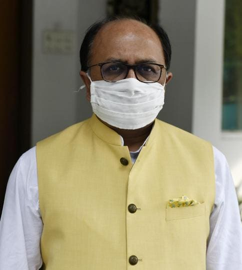 UP minister Sidharth Nath Singh says the state government has signed MoUs to provide 11 lakh jobs to migrant workers who have returned to the state in view of the Covid-19 pandemic.