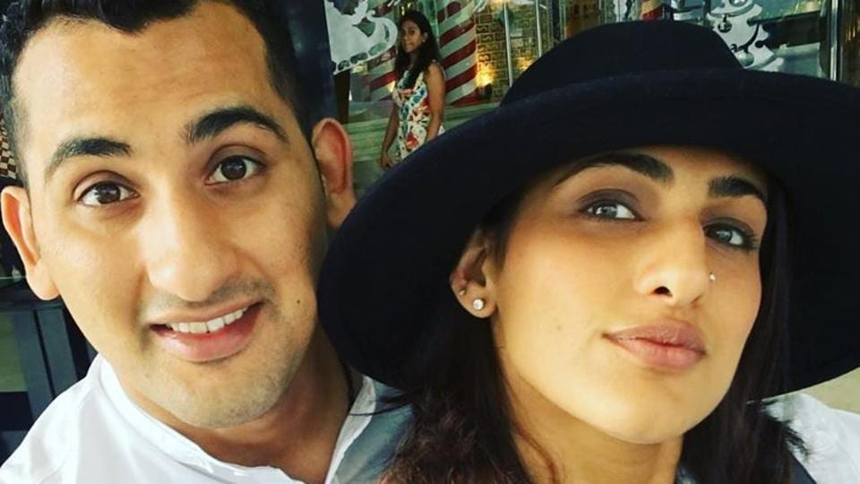 Raksha Bandhan special: Kubbra and Danish Sait would tie rakhi to each other as kids, promising to protect each other for life – bollywood