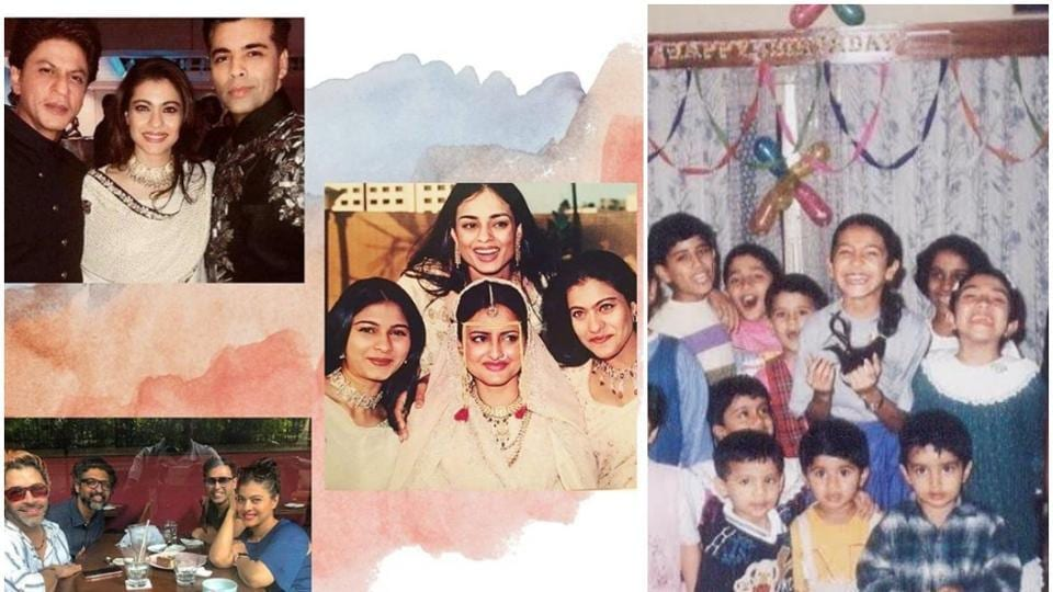 Happy Friendship Day: Kajol, Anushka Sharma and Ananya Panday remembered their friends.
