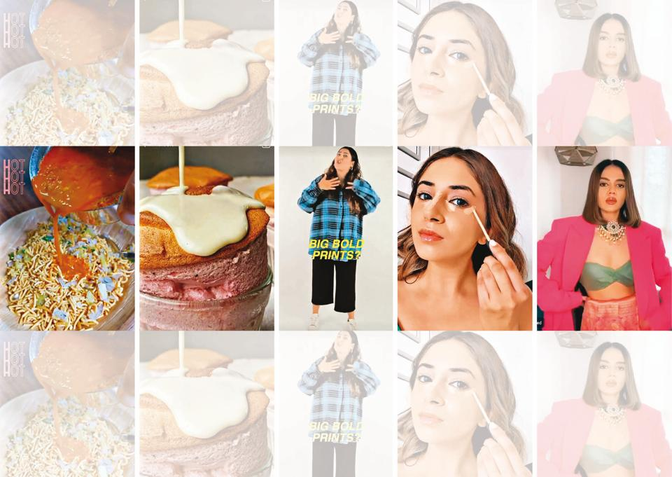 These Instagram stars are influencing real lives through the Reel-life