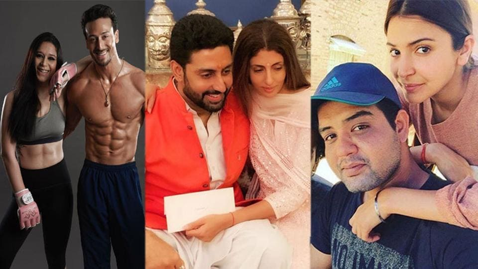 Here are 9 most adorable brother-sister duos of Bollywood.