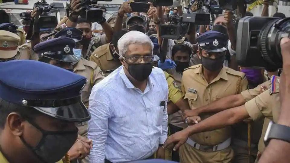 M Sivasankar, former principal secretary to Kerala chief minister has also been questioned in the case.