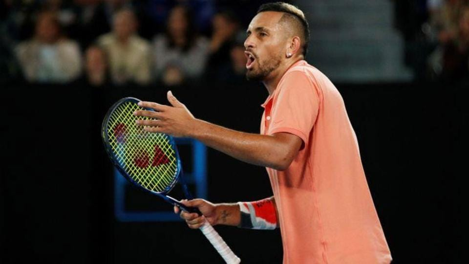 Australia's Nick Kyrgios withdraws from US Open