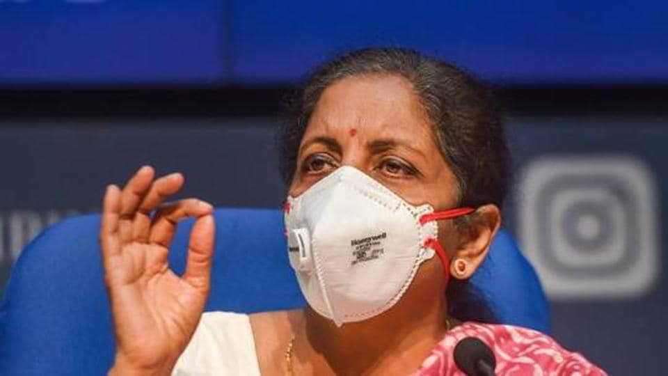 "Ms Sitharaman herself said that the ""government is cautious about overstating the green shoots of a recovery visible in the economy""."