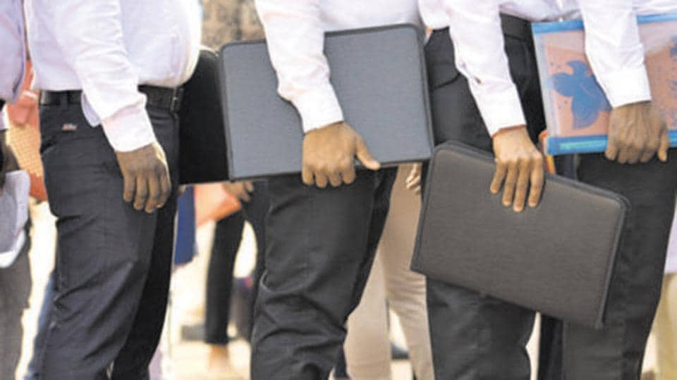 Industrially advanced states such as Gujarat, Maharashtra and Tamil Nadu clocked unemployment rates of 1.9 per cent, 4.4 per cent and 8.1 per cent respectively in July.