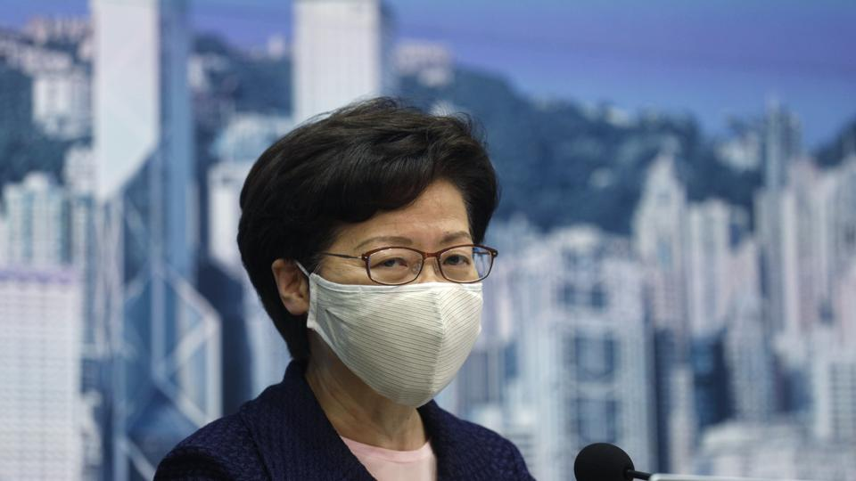 Hong Kong Chief Executive Carrie Lam announced on Friday that the Legislative Council elections scheduled for September 6 will be postponed over the Covid-19 threat.