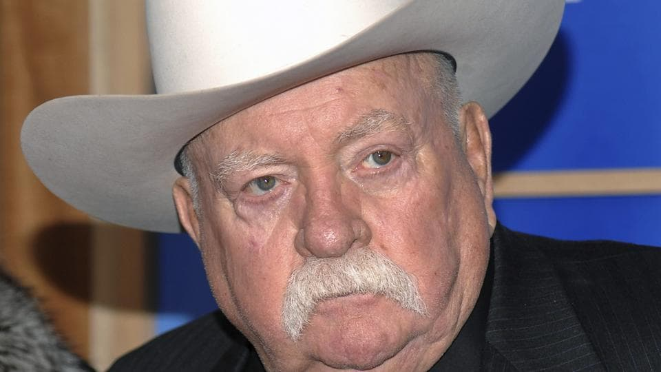 Wilford Brimley at the premiere of Did You Hear About The Morgans at the Ziegfeld Theater in New York.