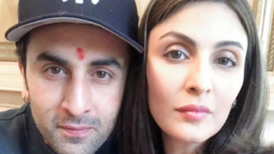 Raksha Bandhan 2020: Riddhima shares selfie with Ranbir Kapoor, bonhomie of Ayushmann Khurrana's kids ends in ladoo fight – bollywood