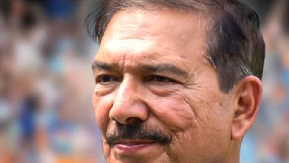 File image of Bengal coach Arun Lal