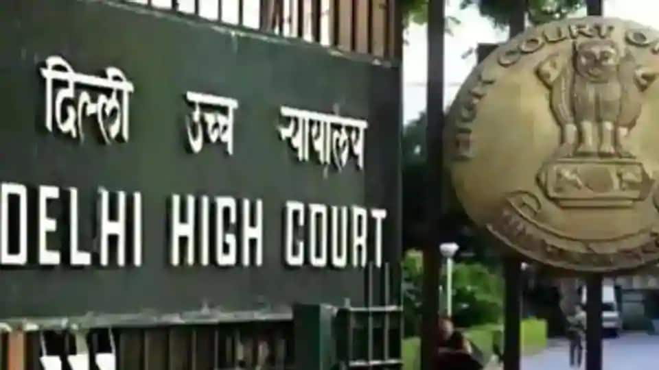 Delhi High Court.(HT file )