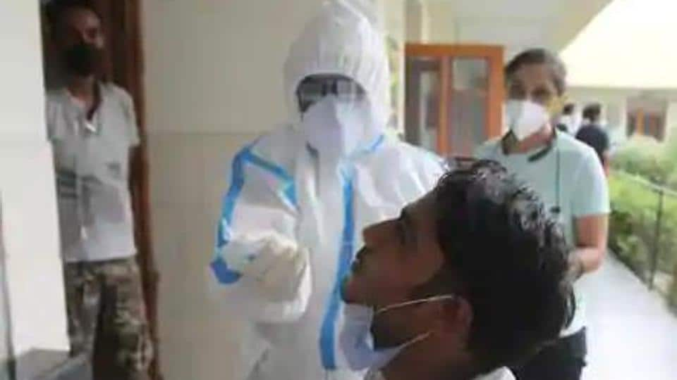The Chandigarh administration has started antigen testing.