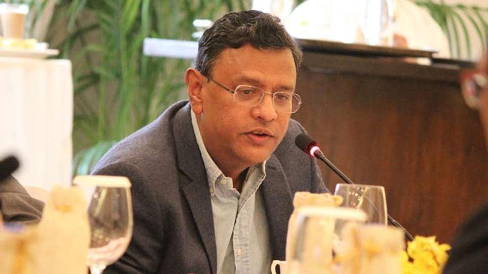 File image of AIFFsecretary Kushal Das.