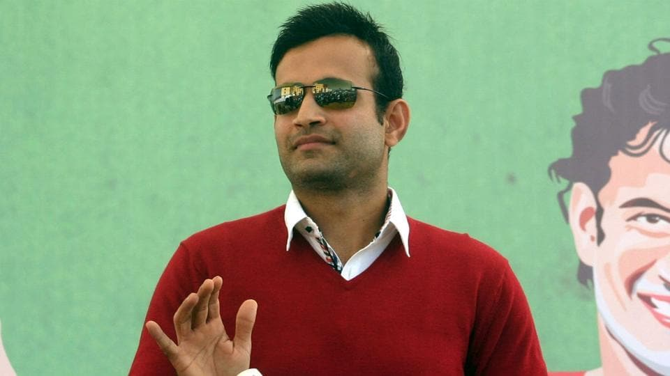 Irfan Pathan announced his retirement in January earlier this year.