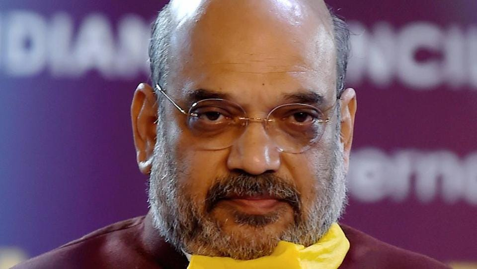Union Home Minister Amit Shah has been tested positive for coronavirus