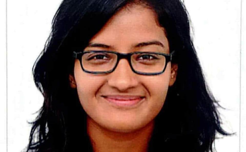 Divya Shakti, 28, of Bihar bags AIR- 79