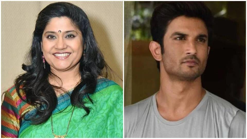 Renuka Shahane called out Amruta Fadnavis for her comments.