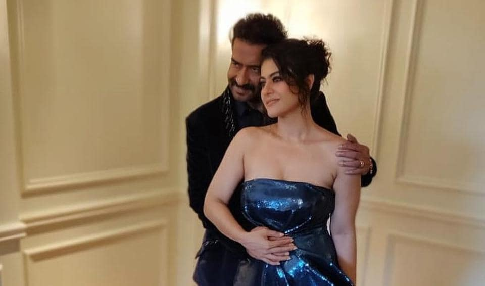 On Kajol's 46th birthday, looking back at her love story with Ajay Devgn.