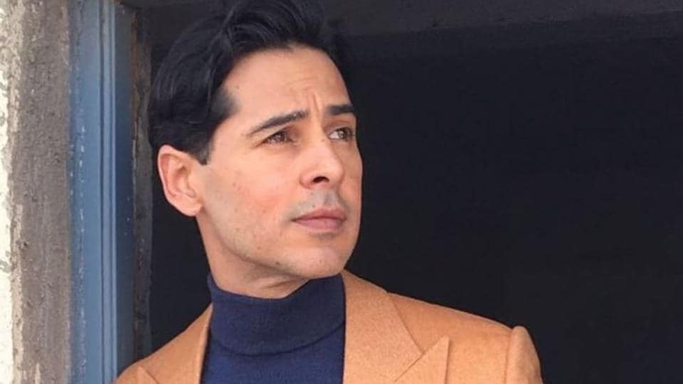 Dino Morea denied hosting a party at his house.